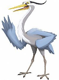 AOD Blue Heron