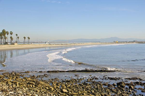 Cabrillo Los Angeles bai bien duoc xem la dep nhat bo tay nuoc My