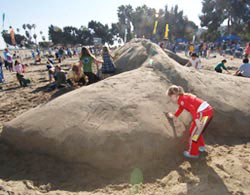 Whale Fiesta at Cabrillo Marine Aquarium - Longshoremen's Weekend Guide - ILWU Credit Union
