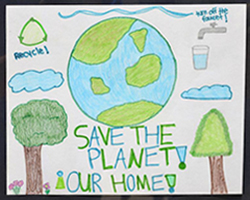Earth Day Poster Contest Deadline